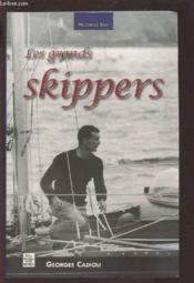 Les grands skippers - Couverture - Format classique