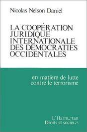 Cooperation Juridique... Des Democraties Occupees - Couverture - Format classique