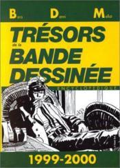 Tresors bande dessinee 99/2000 - Couverture - Format classique
