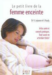 Le petit livre de la femme enceinte (2e édition) - Intérieur - Format classique