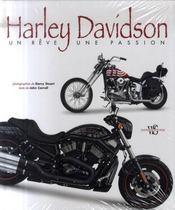 Harley Davidson ; un rêve, une passion - Intérieur - Format classique