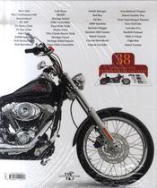 Harley Davidson ; un rêve, une passion - 4ème de couverture - Format classique