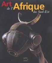 Art De L'Afrique Du Sud-Est (L') - Intérieur - Format classique