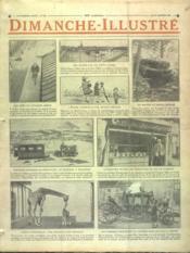 Dimanche Illustre N°153 du 31/01/1926 - Couverture - Format classique