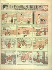 Dimanche Illustre N°153 du 31/01/1926 - Intérieur - Format classique