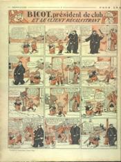Dimanche Illustre N°153 du 31/01/1926 - 4ème de couverture - Format classique
