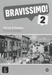 Vente livre :  Bravissimo ! 2 ; Italien ; Les Evaluations  - Collectif