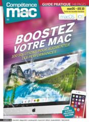 Boostez votre Mac ;100 solutions pour augmenter les performances  - Gerald Vidamment - Christophe Schmitt