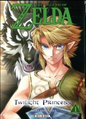 Vente livre :  The legend of Zelda - twilight princess T.1  - Xxx - Akira Himekawa