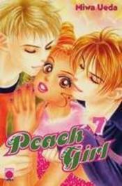Peach Girl T.7 - Couverture - Format classique