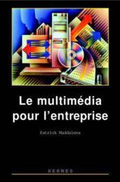 Le multimedia pour l'entreprise - Couverture - Format classique