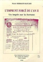 Emprunt Force De L'An Ii Coll. Melanges 16 - Couverture - Format classique