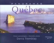 Panoramas Quebec - Intérieur - Format classique
