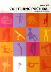 Stretching postural ; méthode et bienfaits - Intérieur - Format classique