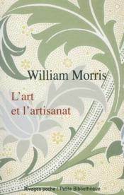 Vente  L'art et l'artisanat  - William Morris