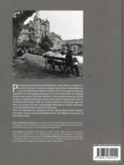 Aveyron ; le temps de la terre, 1950-1960 - 4ème de couverture - Format classique