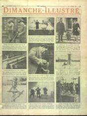 Dimanche Illustre N°154 du 07/02/1926 - Couverture - Format classique