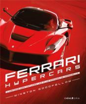 Ferrari hypercars - Couverture - Format classique