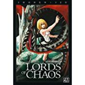 Lords of chaos t.1 - Couverture - Format classique
