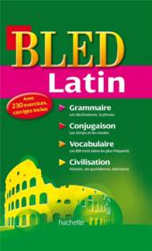 Vente livre :  Bled latin  - Collectif