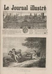 Journal Illustre (Le) N°330 du 05/06/1870 - Couverture - Format classique