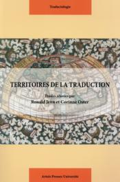 Vente  Territoires de la traduction traduction du territoire  - Jenn Oster - Jenn/Oster - Ronald Jenn