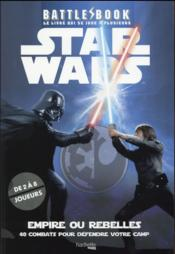 Vente livre :  Battle book Star Wars  - Collectif