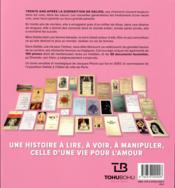 Dalida ; une vie pour l'amour - 4ème de couverture - Format classique