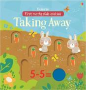 Vente livre :  First maths slide and see ; taking away  - Watson Hannah - Alex Willmore - Hannah Watson