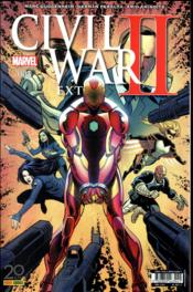 Vente livre :  Civil war II ; extra t.5  - Spencer-N+Reis-R - Nick Spencer - Civil War Ii
