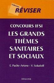 Concours Ifsi Grands Themes Sanitaires - Intérieur - Format classique