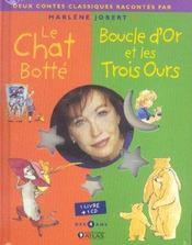Le Chat Botte ; Boucle D'Or - Intérieur - Format classique