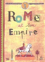 Rome et son empire - Intérieur - Format classique