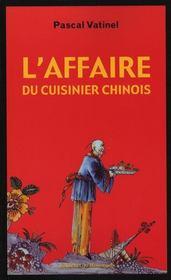 L'affaire du cuisinier chinois - Intérieur - Format classique