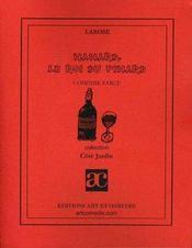 Nanard, le roi du pinard ; comédie farce - Intérieur - Format classique