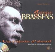 Georges Brassens - Un Copain D'Abord - Intérieur - Format classique