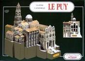Le Puy-en-Velay ; cloître et cathedrale - Intérieur - Format classique