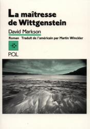 La maîtresse de Wittgenstein - Couverture - Format classique