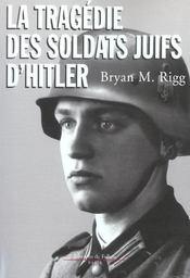 La tragédie des soldats juifs d'Hitler - Intérieur - Format classique