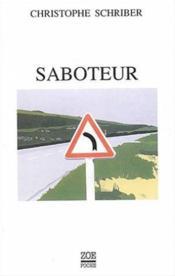 Saboteur - Couverture - Format classique
