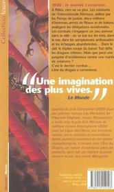 Ere Du Dragon (L') - 4ème de couverture - Format classique