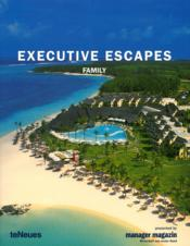 Vente livre :  Executive escapes family  - Martin Nicholas Kunz
