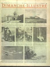 Dimanche Illustre N°155 du 14/02/1926 - Couverture - Format classique