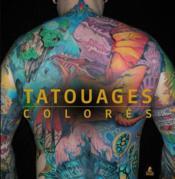 Tatouages colorés - Couverture - Format classique