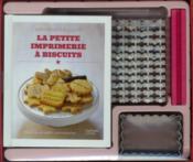 La petite imprimerie à biscuits ; coffret mini master class - Couverture - Format classique