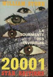 La Tourmente Des Invisibles - Couverture - Format classique