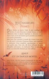 Les chasseurs d'âmes t.3 ; mystique - 4ème de couverture - Format classique