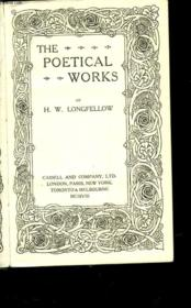 The Poetical Works - Couverture - Format classique