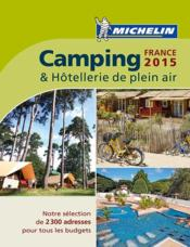Camping France 2015  - Collectif Michelin