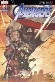 Vente livre :  All-new Avengers N.13  - Waid-M+Gerry-D+Ewing - Mark Waid - All-New Avengers